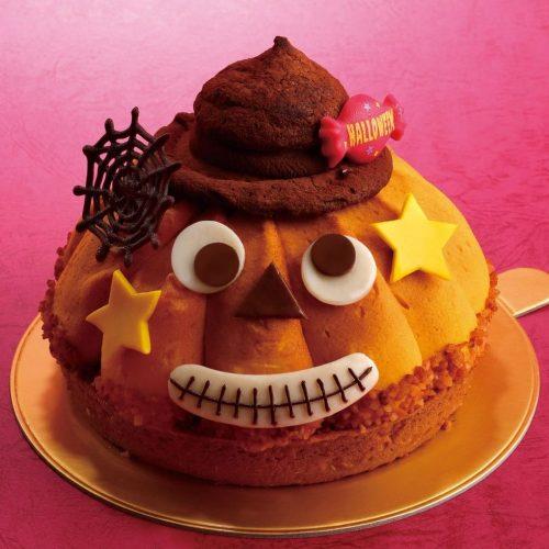 ハロウィーンケーキ<br>10月31日まで数量限定販売